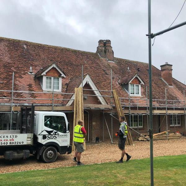 Large Conservation Property in Hampshire